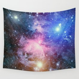 Great Orion Nebula Wall Tapestry