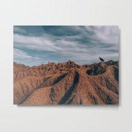 Tatacoa Desert, Colombia Metal Print