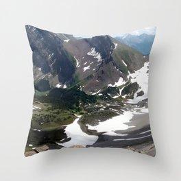 Buller Ridge Throw Pillow