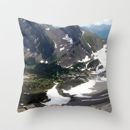 Buller Ridge Throw Pillow