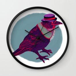 Mr Abernathy  Wall Clock