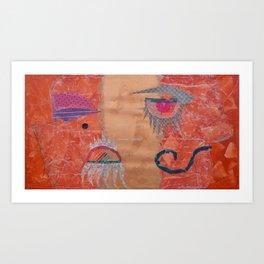 Humanitas 4 Art Print