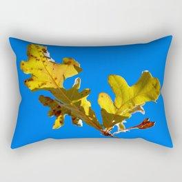Autumn Oak Leaf 5 Rectangular Pillow