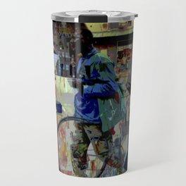 Bologna street Travel Mug