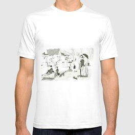Seurat Sunday Afternoon T-shirt