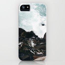 The Ocean Calls (Spring) iPhone Case