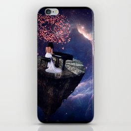 """Into The Void""  iPhone Skin"