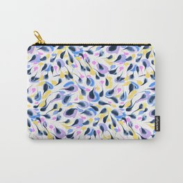 Watercolor abstract pattern pattern Carry-All Pouch