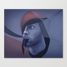 The Intervention Canvas Print