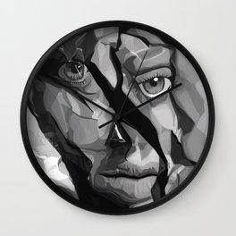 Crunch Time Wall Clock