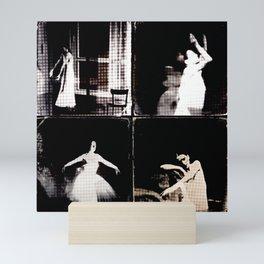 A Screening of Pina In Four Scenes  Mini Art Print