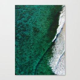 Sea 10 Canvas Print