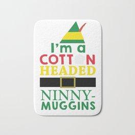 Cotton Headed NinnyMuggins Bath Mat