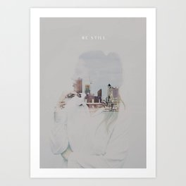Replenish image Art Print