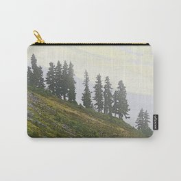 TIMBERLINE TREES Carry-All Pouch