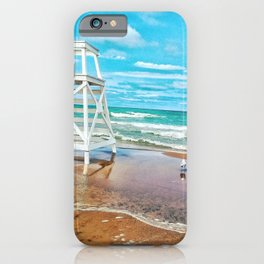 ChicagoBeach iPhone Case