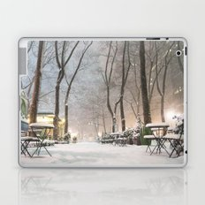 New York City Snow Laptop & iPad Skin