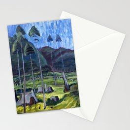 Emily Carr - Odds and Ends - Canada, Canadian Oil Painting - Group of Seven Stationery Cards