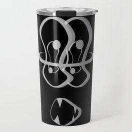 SYNAPSE BLACK SiDE ver. (Original Characters Art By AKIRA) Travel Mug