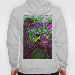Depths of the Flower Beds Hoody