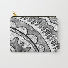 Lines & Dots Carry-All Pouch