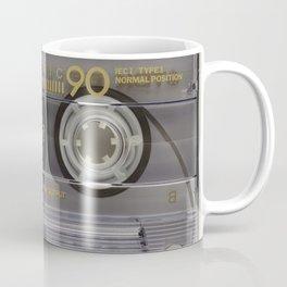 Vintage Audio cassete Coffee Mug