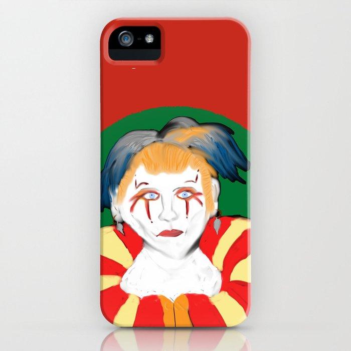 Kefka iPhone Case