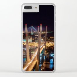 Vladivostok Clear iPhone Case