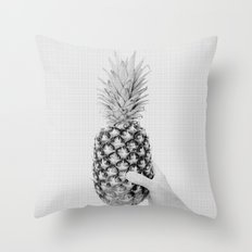 Pineapple Daze Throw Pillow