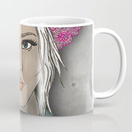 Mental Graffiti Coffee Mug