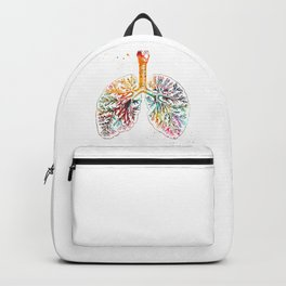 Anatomical Lungs Backpack
