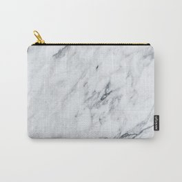 Gray Marble #2 Carry-All Pouch