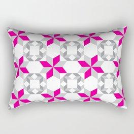 First Kiss - By  SewMoni Rectangular Pillow