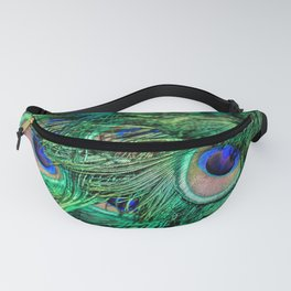 peacock IV Fanny Pack