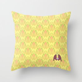 DOUBLE KING: Field Day Throw Pillow