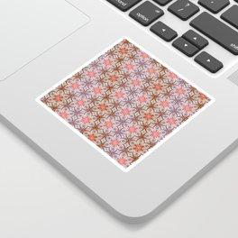 Pink Star Sticker