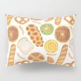 The Delicious Breads Pillow Sham