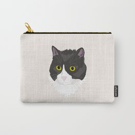 Casual Cat Carry-All Pouch
