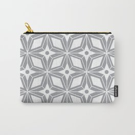 Starburst - Grey Carry-All Pouch