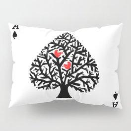 Ace of spade Pillow Sham