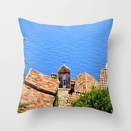 For Whom The Bell Tolls Throw Pillow