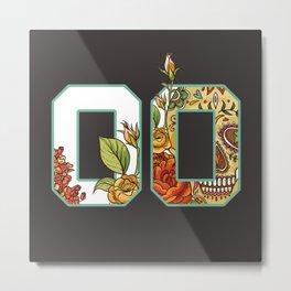 00 - voodoo Metal Print