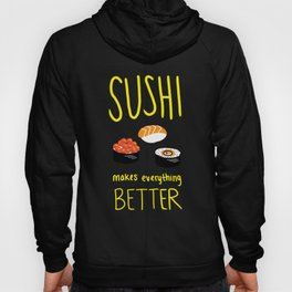 Sushi Lover Hoody