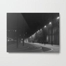 Budapest. Metal Print