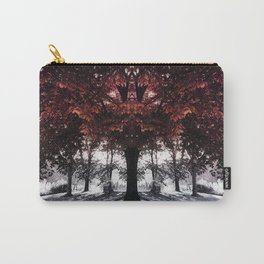 Dressed in red Carry-All Pouch