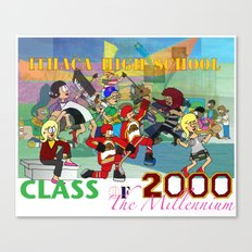 IHS Class of 2000 Canvas Print
