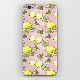 Pink Lemonade iPhone Skin