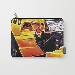 Indented to You Carry-All Pouch