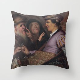 Sight Throw Pillow