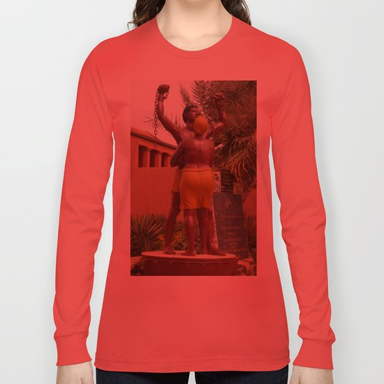 """""""Freedom is not Free!"""" Long Sleeve T-shirt"""